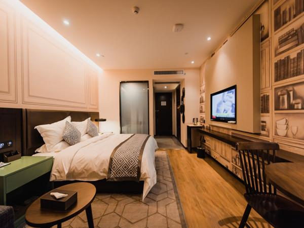 格美六安政务中心酒店,旅途悠然之家