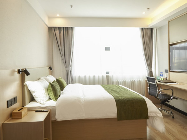 河北省唐山市唐山师范学院格林豪泰酒店,期许美好旅途