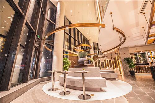 朗丽兹酒店北京亦庄桥地铁站店大堂_看图王.jpg