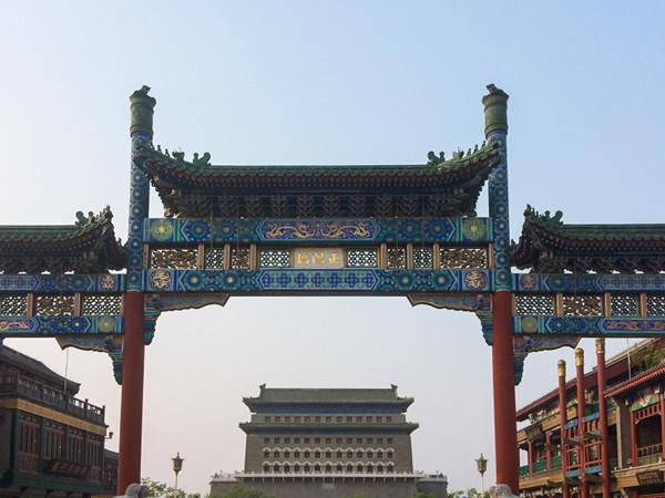 摄图网_500604255_大栅栏的正阳桥(企业商用).jpg
