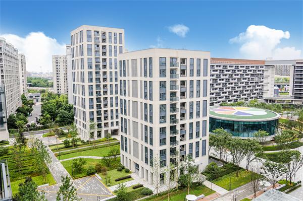 全省首宗成建制开发的人才租赁住房项目——钱投•宁巢明石公寓即将投入运营