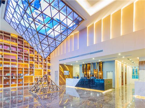 潮漫酒店,彰显品质的快生活空间
