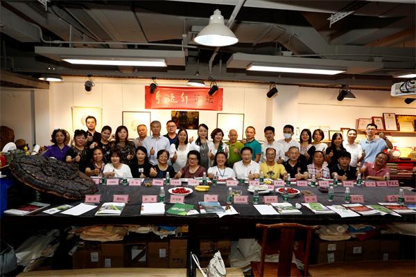 侣行家公寓参加深圳市文化旅游促进会副会长扩大会议