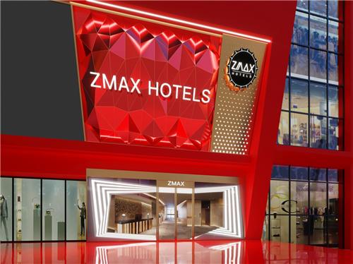 ZMAX HOTELS落户嘉兴平湖,酒店设计大胆时尚十分抢眼