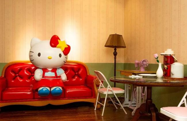 世茂Hello Kitty上海滩时光之