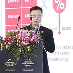 中国饭店业品牌价值榜首席技术官、智采信息技术(上海)有限公司CEO