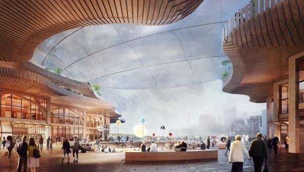 谷歌母公司首个智慧城市计划,关注六大疯狂细节