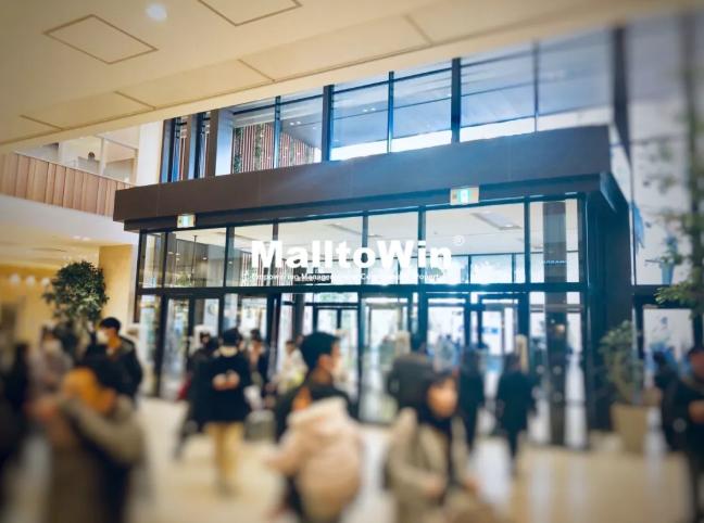 """日本社区mall""""神话"""":3."""
