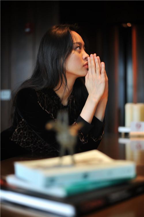欧悦(Ou Yue)在W酒店中餐厅(肖可霄摄).jpg