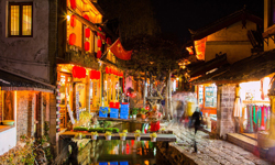 丽江古城景区