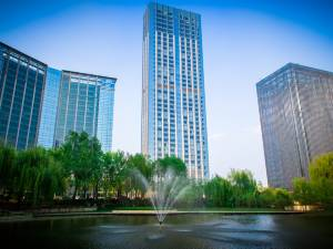 OAK橡树国际公寓(太原长风商务区阳光城店)